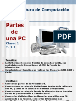 Arquitectura de La PC- T.1.1