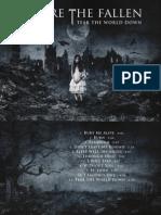 Digital Booklet - Tear the World Down