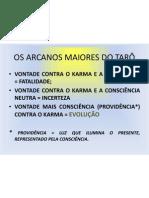 OS ARCANOS MAIORES DO TARÔ 2