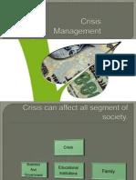 29700613 Crisis Management Ppt