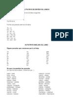 consciencia fonologica silaba