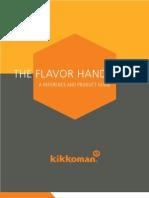 The Flavor Handbook