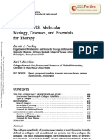 COLLAGENS - Molecular Biology, Diseases, And Potentials for Therapy