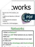IGCSE Networks Presentation