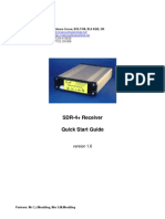 CCW SDR-4+ Receiver Quick Start Guide v1.6