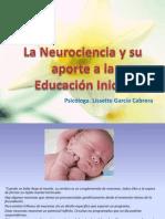 La Neurociencia y El Nivel Inicial