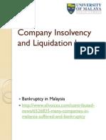 Liquidation I