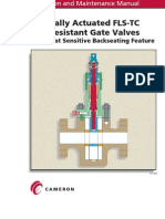 Cameron Gate Valves