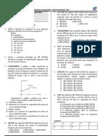 Lista de Exercícios - Mat. Financeira