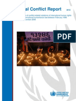 OHCHR Nepal Conflict Report2012