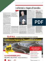 Intervista a Landini (l'unità 4-11-2012)