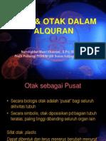 Akal Dan Otak (Neurobiologis) Dlm Alquran