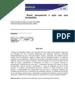 Artigo 01 - Marketing no Brasil - pensamento e ação