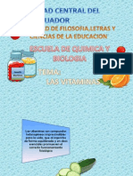 Expo de Vitamina