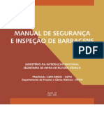 Manual de Seguranca Barragens