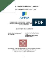 Portfolio Management (Autosaved)