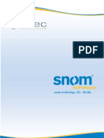SNOM - IP Phones Updated