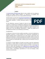 Definición de Revista Cientifica