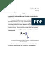 Kimia Fuel