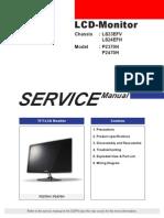 Samsung P2370HD Service Manual