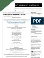 ATIVAÇÃO DEFINITIVA PARA WINDOWS 8 PRO PT-BR _ BLOG DO ADRIANO MATINADA