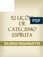 52 Licoes Do Catecismo Espirita