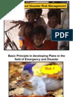 UPN Emergency Disaster Risk Management