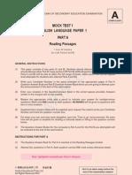 AIO1B Paper1 Reading MT1