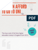 Uk Financial Student Guide