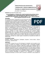 Articulo 2012 - II