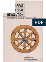 The First Global Revolution/Club of Rome