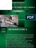CLASE 8- Hidrostática II HEMODINAMICA SEMANA 8