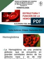 Estructura y Función de la Hemoglobina