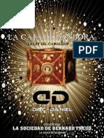 La Caja de Pandora-La Ley del Camaleón - PortadayLibro