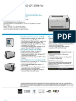 Specs-CP1525nw Color Printer