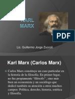 Alienacion en Marx