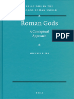 Roman Gods Religions in the Graeco Roman World by Michael Lipka