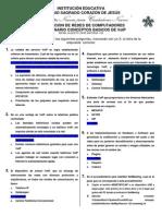 Cuestionario Prueba VoIp