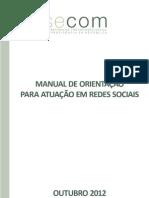 Manual de Redes Sociais