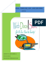 Tugas Kwu_company Profile, Timeline, Sop, Dan Job Desc