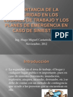 Plan de Seguridad y Emergencia
