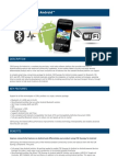 bluetooth-CSR Synergy™ for Android™