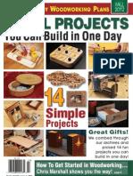 Woodwork Journal 2012 Fall Sheva370