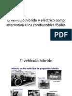 El vehículo hibrido y eléctrico como alternativa a
