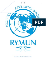 General Research Guide RYMUN 2012