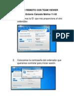 112097671 Acceso Remoto Con Team Viewer