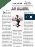 Boletín Informativo del 28/10/2012