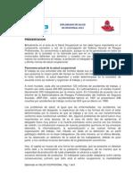 Diplomado Salud Ocupacional 2012