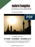 Ottobre Novembre Dicembre2012