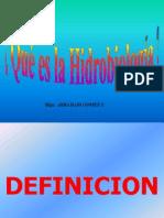 RECURSO HIDROBIOLOGICOS
